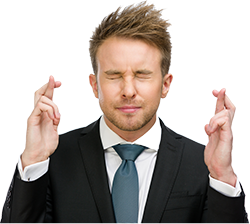 250x v2 Man With Crossed Fingers shutterstock_185477873