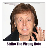 Southwest Florida  Advertising Advice Strike The Wrong Note