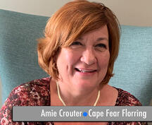 Aime Crouter Cape Fear Flooring Finds Excellent ROI with advertising on Fayetteville radio