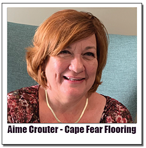 Aime Crouter Polaroid Shadow Cape Fear Flooring