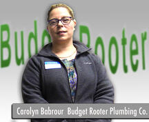 Fayetteville Small Business Carolyn Barbour of Budget Rooter