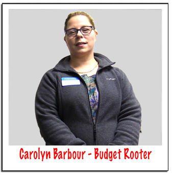 Carolyn Barbour of Budget Rooter Advertises On Fayetteville Radio