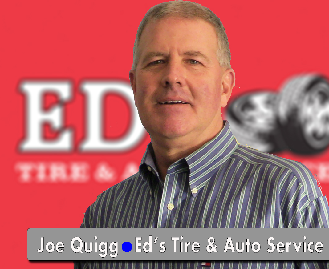 Fayetteville Small Business Owner Joe Quigg of Ed's Tires