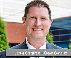 James Grafstrom Crown Complex Fayetteville Small Business Owner