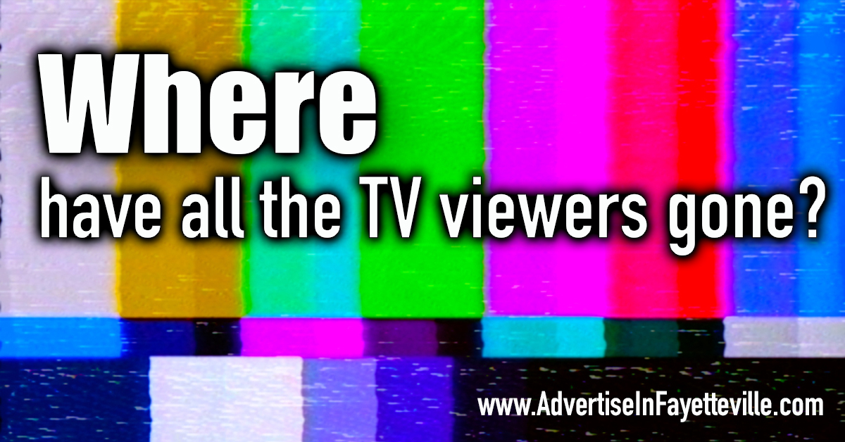 Advertise on TV in Fayetteville